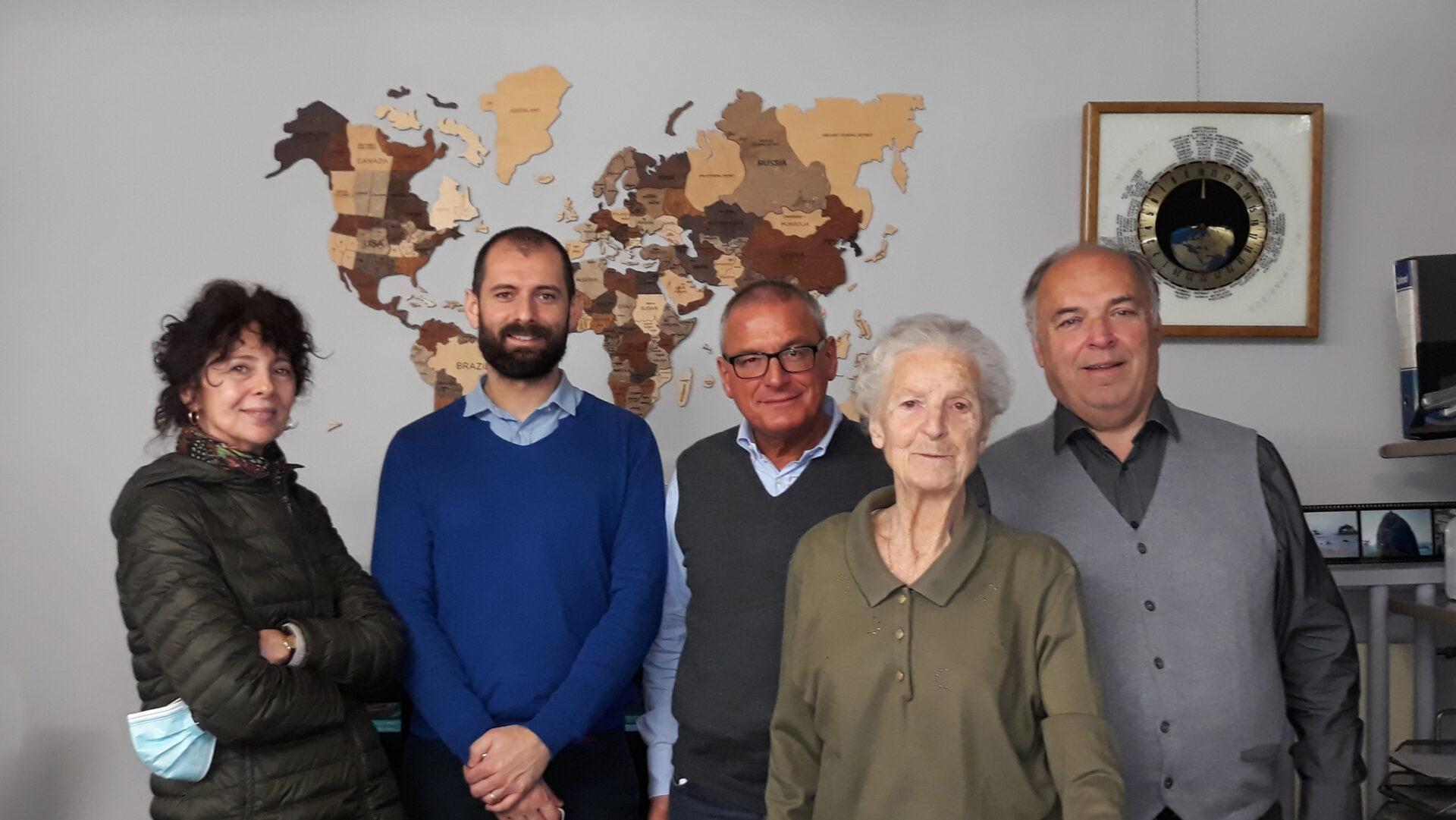 foto 50 anni agenzia - il team